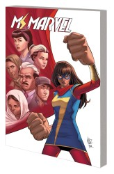 Marvel - Ms Marvel Vol 9 Teenage Wasteland TPB