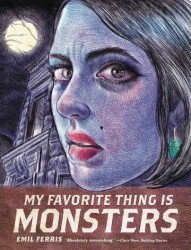 Fantagraphics - My Favorite Thing Is Monsters Vol 1 TPB