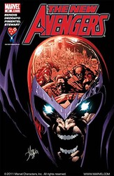 Marvel - New Avengers (2005 1st Series) # 20