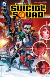 DC - New Suicide Squad (New 52) # 2