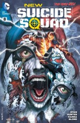 DC - New Suicide Squad (New 52) # 8
