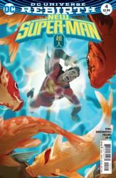 DC - New Super-Man # 4 Variant
