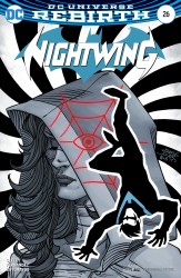 DC - Nightwing # 26 Variant