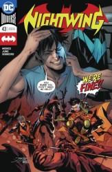 DC - Nightwing # 43