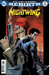 DC - Nightwing # 23 Variant