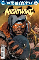 DC - Nightwing # 7 Variant