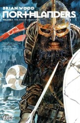 Vertigo - Northlanders Book 1 The Anglo-Saxon Saga TPB