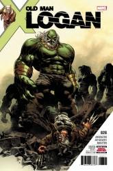 Marvel - Old Man Logan # 26