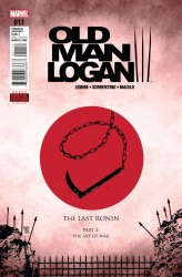 Marvel - Old Man Logan #11