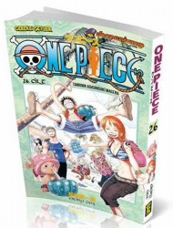 Gerekli Şeyler - One Piece Cilt 26 Tanrının Adasındaki Macera