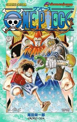 One Piece Cilt 35 Kaptan