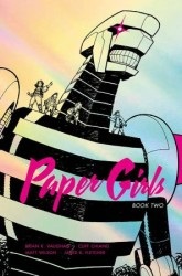 Image - Paper Girls Deluxe Edition Vol 2 HC
