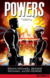 DC - Powers Book 3 TPB