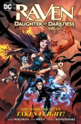 DC - Raven Daughter Of Darkness Vol 2 TPB