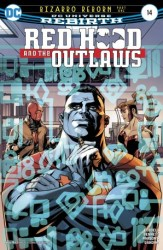 DC - Red Hood And The Outlaws # 14