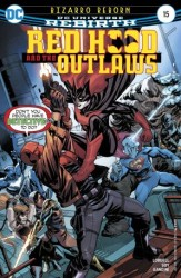 DC - Red Hood And The Outlaws # 15