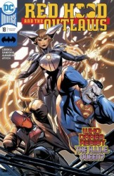 DC - Red Hood And The Outlaws # 18