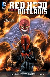 DC - Red Hood And The Outlaws (New 52) Vol 7 Last Call TPB