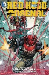 DC - Red Hood/Arsenal Vol 1 Open For Business TPB