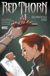 Vertigo - Red Thorn Vol 1 Glasgow Kiss TPB