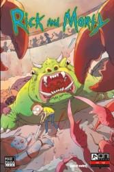 Marmara Çizgi - Rick and Morty Sayı 15