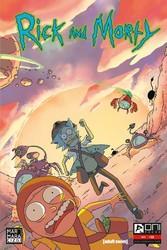 Marmara Çizgi - Rick and Morty Sayı 18