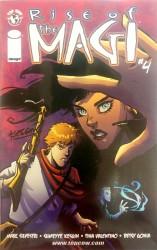 Image - Rise Of The Magi #4 Sümeyye Kesgin İmzalı Sertifikalı