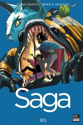 Saga Cilt 5
