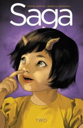 Image - Saga Deluxe Edition Book Two HC