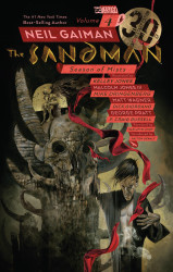 Vertigo - Sandman Vol 4 Season Of Mists 30th Anniversary Edition TPB