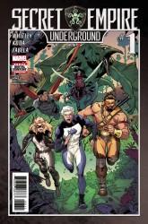 Marvel - Secret Empire Underground # 1