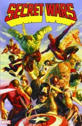 Marvel - Marvel Super Heroes Secret Wars TPB