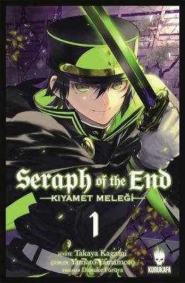 Seraph of the End - Kıyamet Meleği Cilt 1