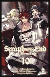 Kurukafa - Seraph of the End - Kıyamet Meleği Cilt 10