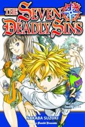 Kodansha - Seven Deadly Sins Vol 2 TPB