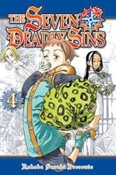 Kodansha - Seven Deadly Sins Vol 4 TPB
