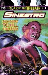 DC - Sinestro Year of the Villain # 1