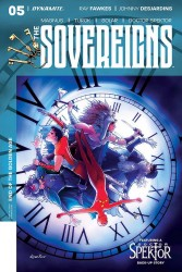 - Sovereigns #5 Kenan Yarar Variant