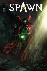 Image - Spawn # 291 Mattina Cover