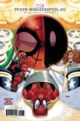 Marvel - Spider-Man/Deadpool # 22