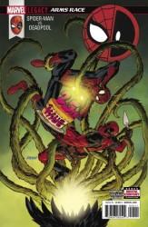 Marvel - Spider-Man Deadpool # 25