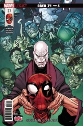 Marvel - Spider-Man Deadpool # 27