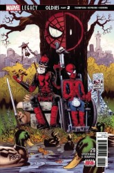 Marvel - Spider-Man/Deadpool # 29