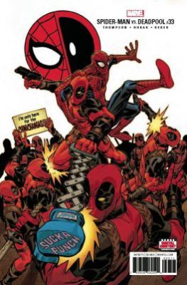 Spider-Man Deadpool # 33