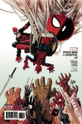 Spider-Man/Deadpool # 34