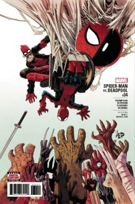 Spider-Man Deadpool # 34