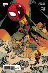 Marvel - Spider-Man Deadpool # 38