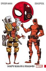 Marvel - Spider-Man/Deadpool Vol 0 Don′t Call It A Team-Up TPB