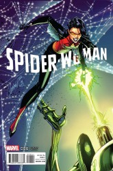 Marvel - Spider Woman # 6 Campbell Connecting Variant