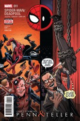 Marvel - Spider-Man/Deadpool # 11